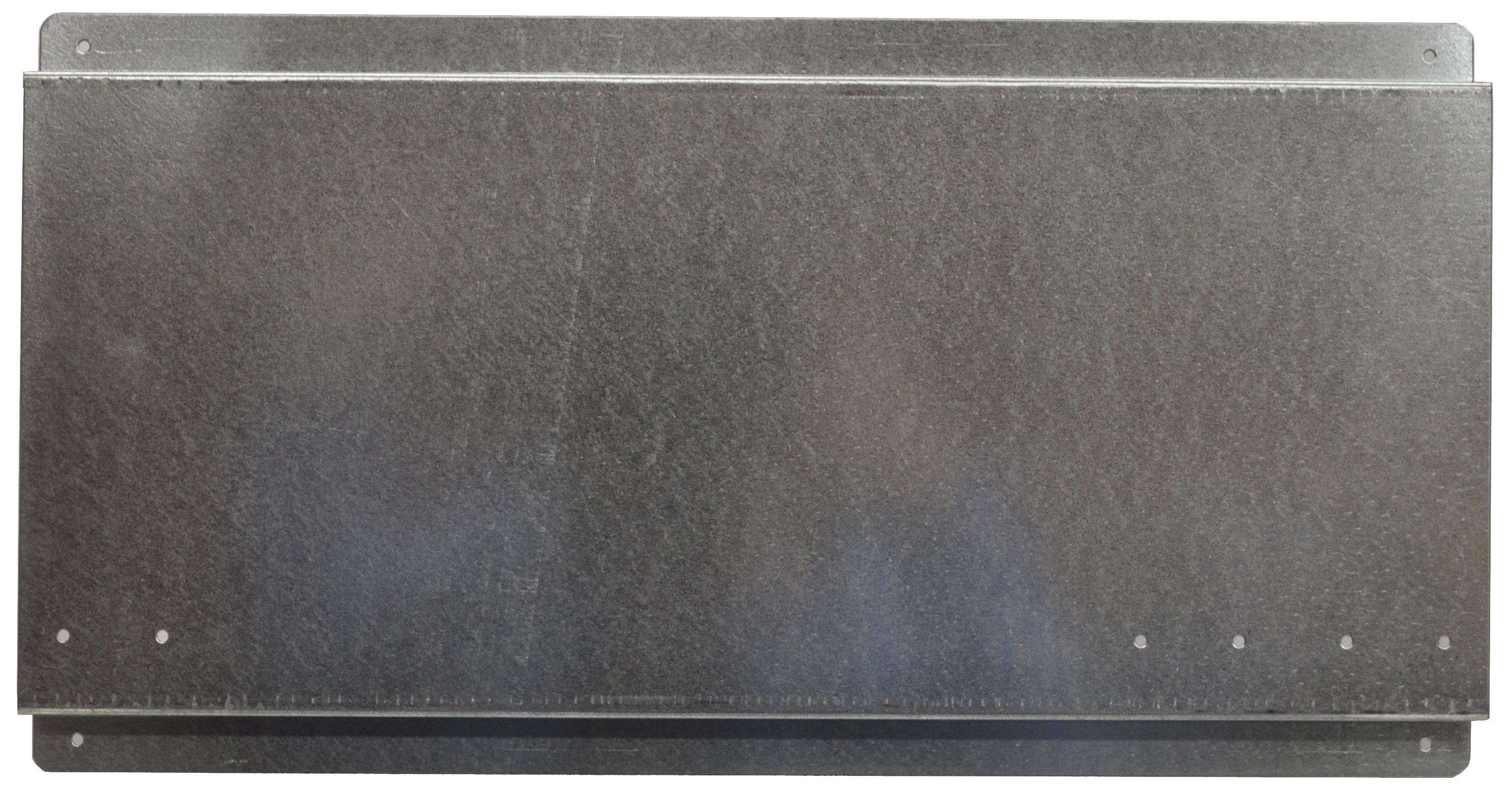 """12"""" X 18"""" Galvanized Steel Panel"""