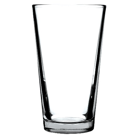 16oz Mixing Glass (2 Dozen)