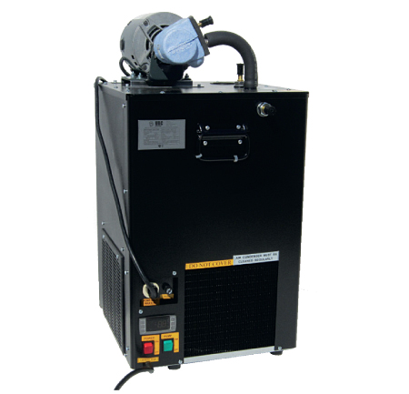 UBC 3/8 HP Tall Vertical Glycol Unit With 100' Rating