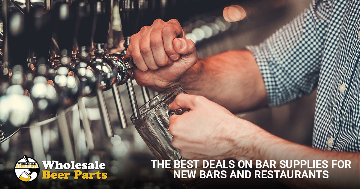 Finding the Best Deals on Supplies and Equipment for New Bars