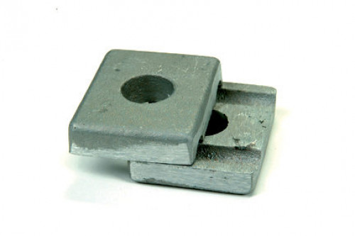 Aluminum Cooling Blocks - Set of 2