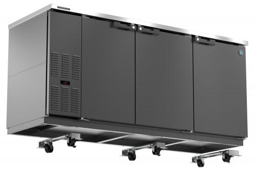 HS-5409, Caster & Rail Kit for Three Section Hoshizaki Back Bar Refrigerators