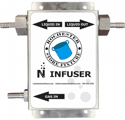 Nitro Infuser for Direct Draw