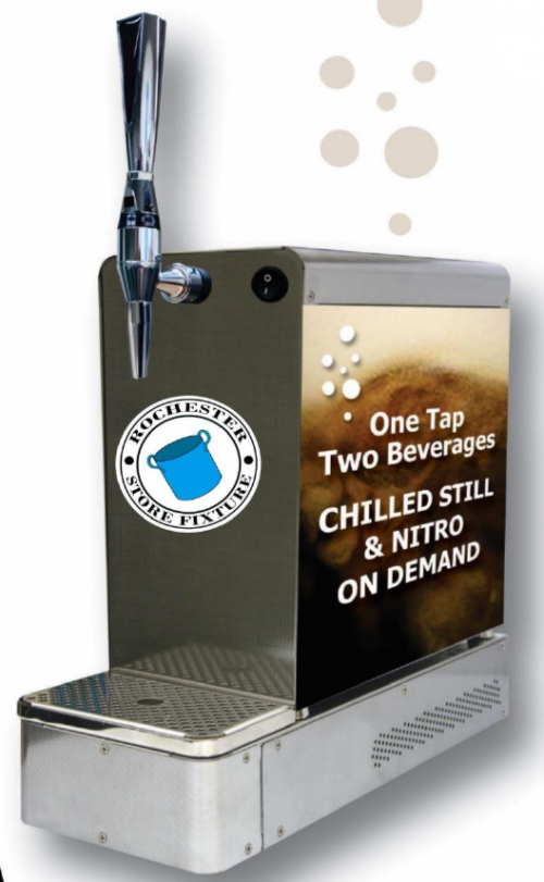Nitro Table Top Dispenser
