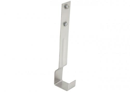 Single Bar Speed Rail, Stainless Steel