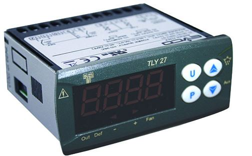 Digital Thermostat for Vin Service Glycol Power Packs