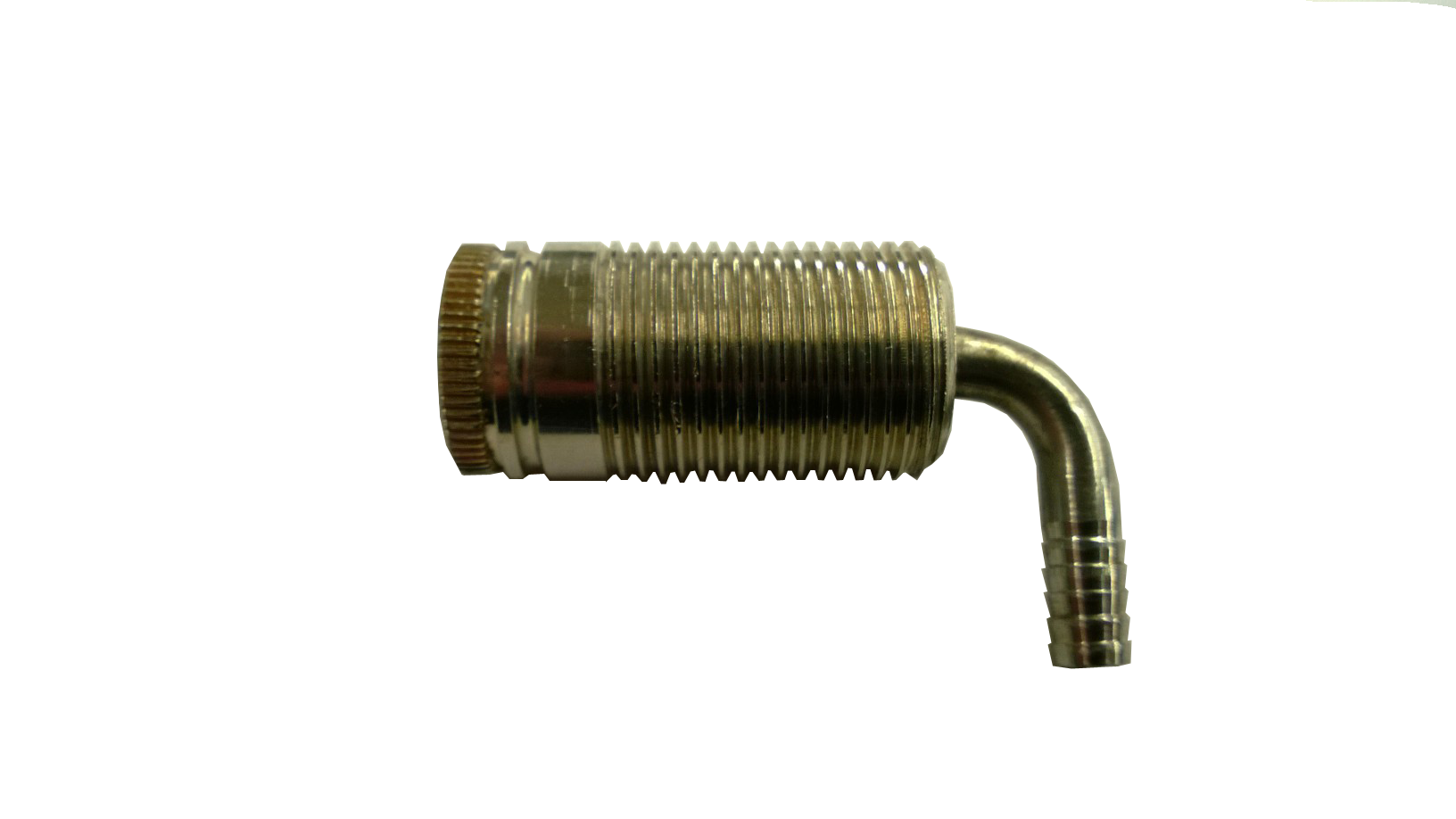 "1-3/4"" Long Tower Shank With 3/16"" Barbed Elbow"