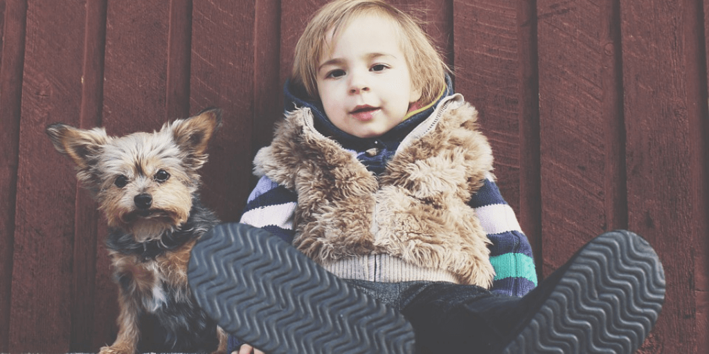 Your canine friend can help reduce ADHD symptoms in kids.