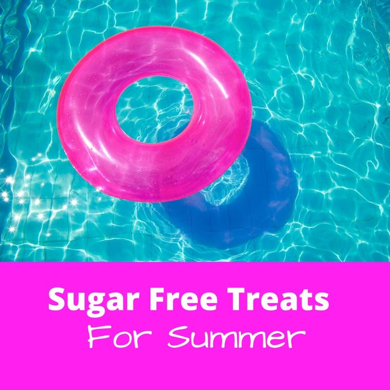 Sweet Sugar-Free Recipes This Summer