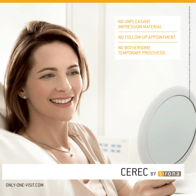 CEREC Is More Than A Machine