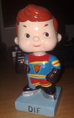 DIF SWEDISH DOLL (INTERMEDIATE SERIES)