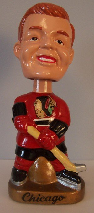 CHICAGO BLACKHAWKS (GOLD BASE SERIES)