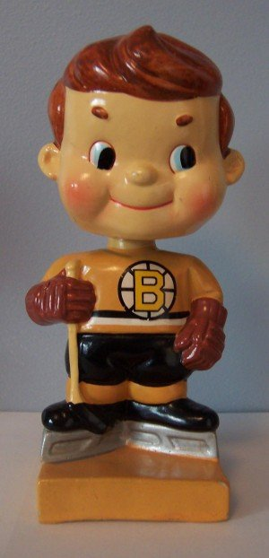 BOSTON BRUINS (IHIGH SKATES SERIES)