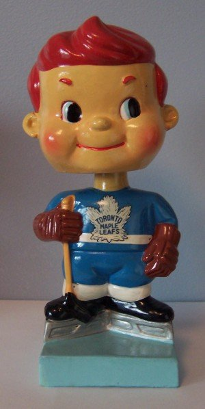 TORONTO MAPLE LEAFS (IHIGH SKATES SERIES)