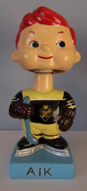 AIK RATS SWEDISH DOLL (INTERMEDIATE SERIES)
