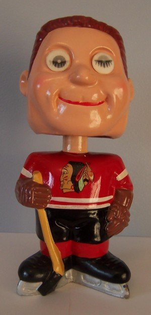 CHICAGO BLACKHAWKS (BLINKER SERIES)