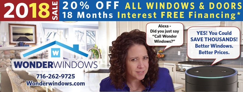 Replacement Window Coupons Buffalo NY