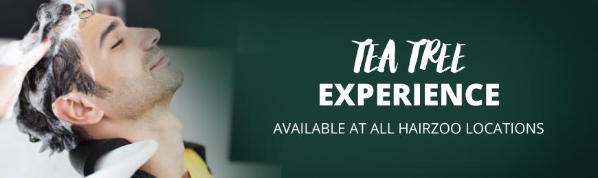 Hairzoo Tea Tree Experience