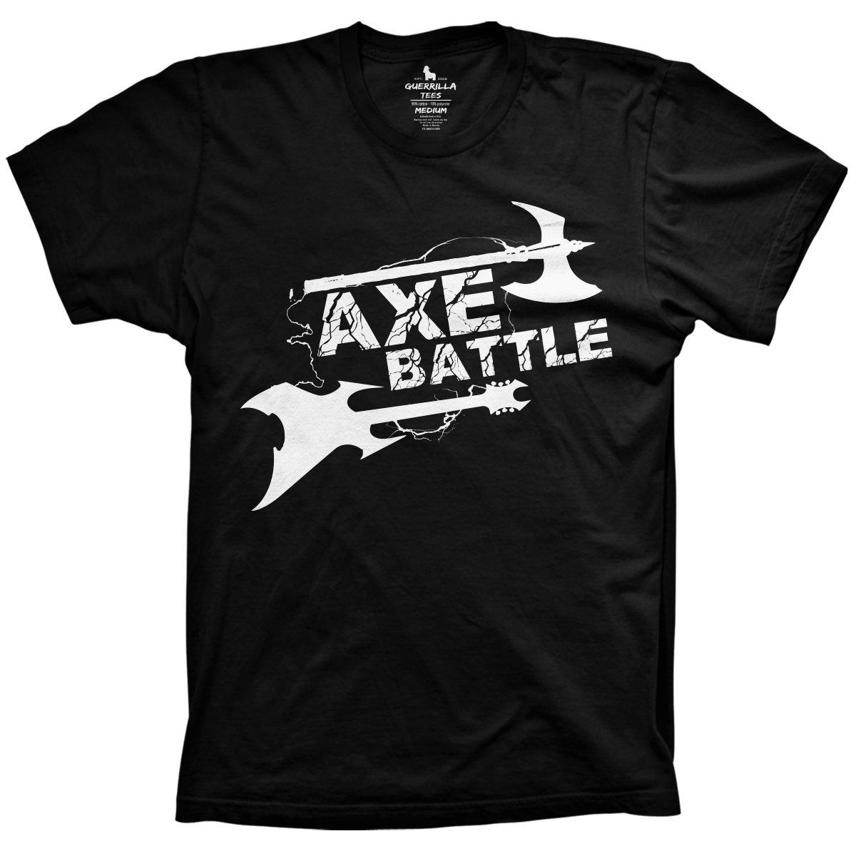 Youth Axe Battle