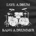 Bang a Drummer, Music T-shirt