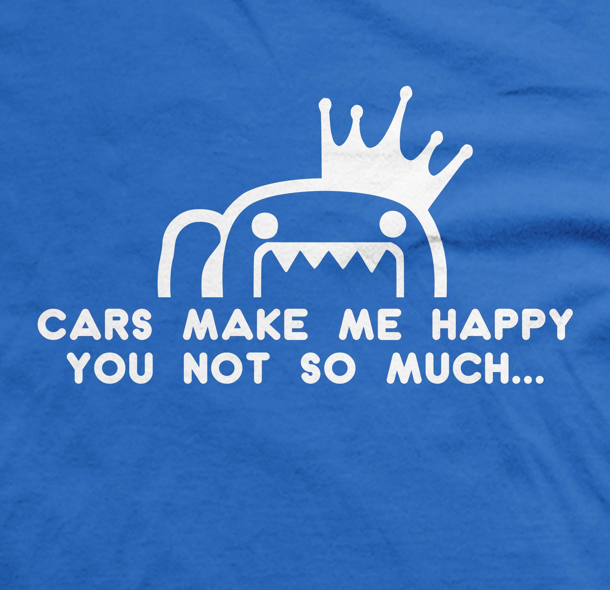 Cars Make Me Happy