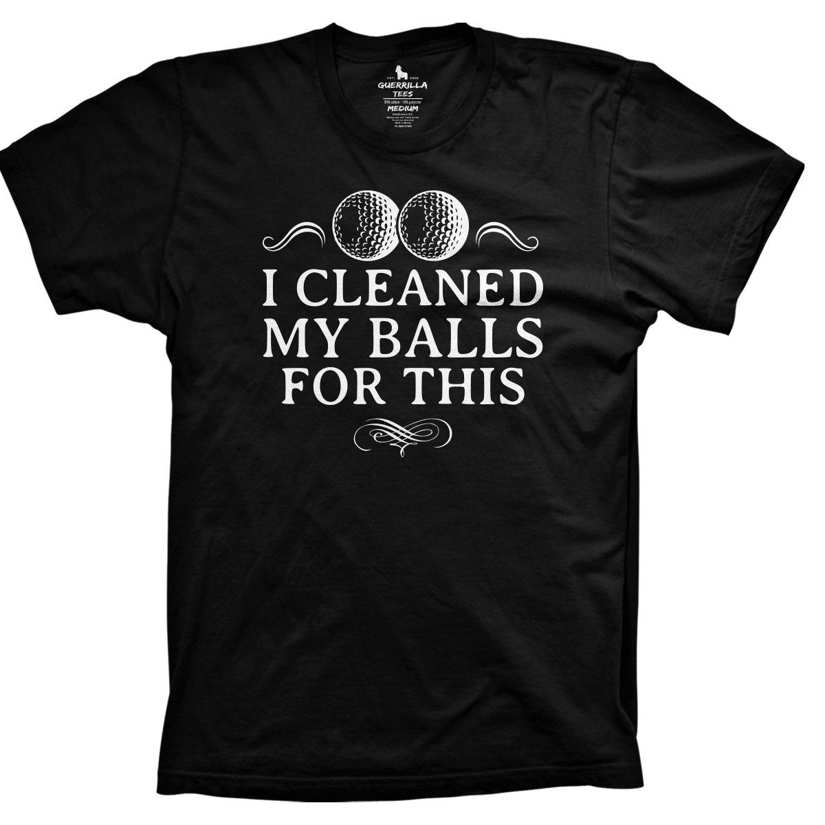 Cleaned Balls