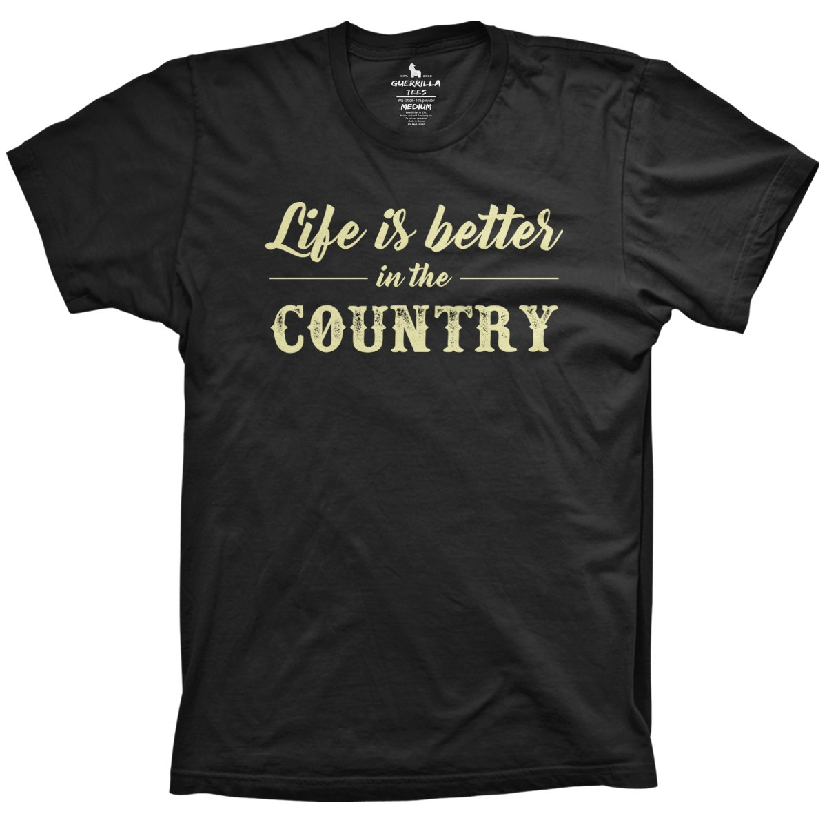 Youth Life is Better in the Country