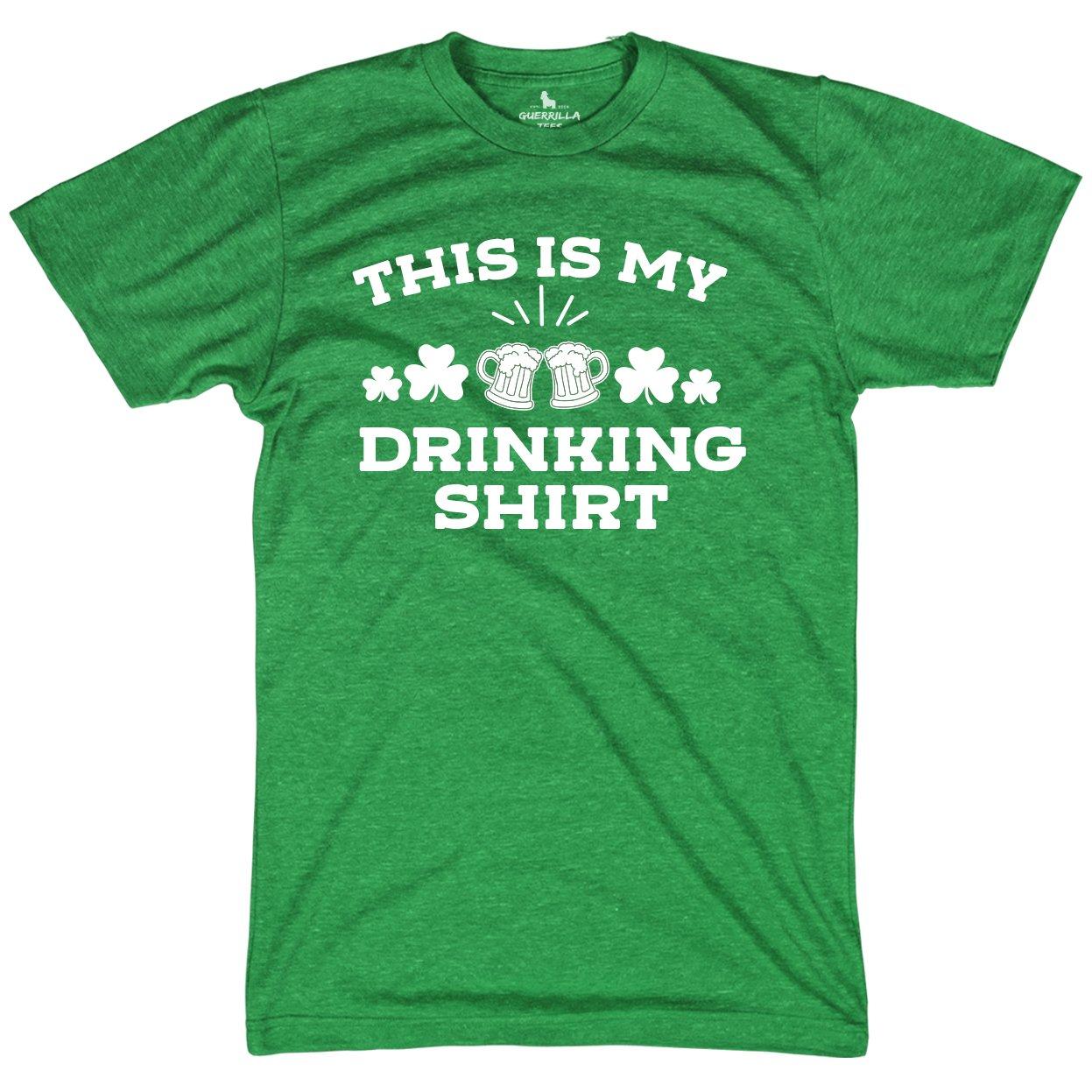 0802e49bce Drinking Shirt | Funny Irish Drinking Tees | Guerrilla Tees