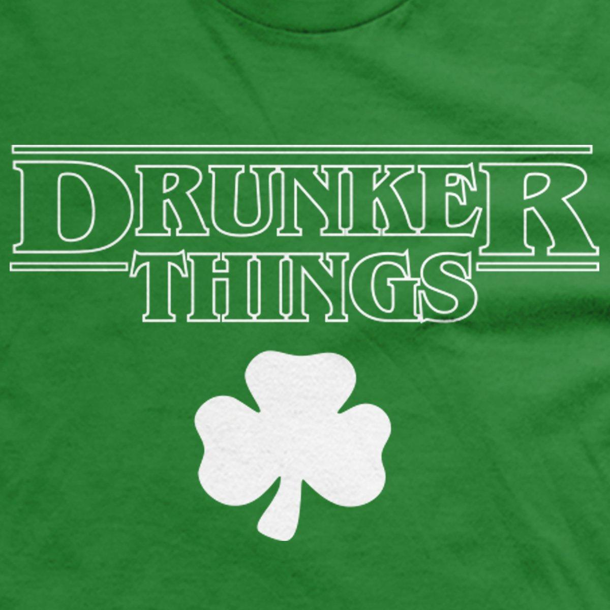 Drunker Things Irish T-Shirt