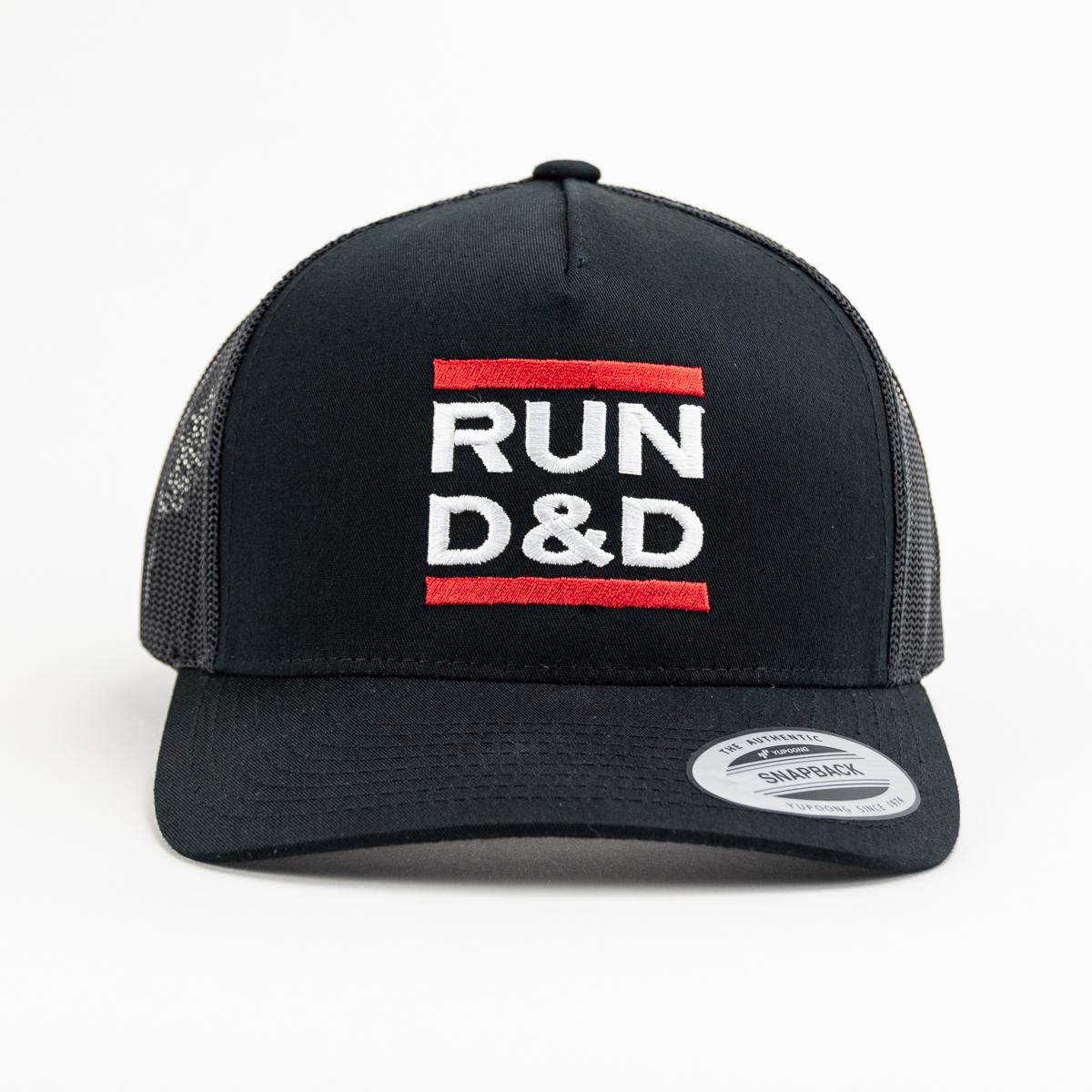 Run D&D Snapback