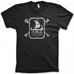 Flokis Ship Yard T-Shirt