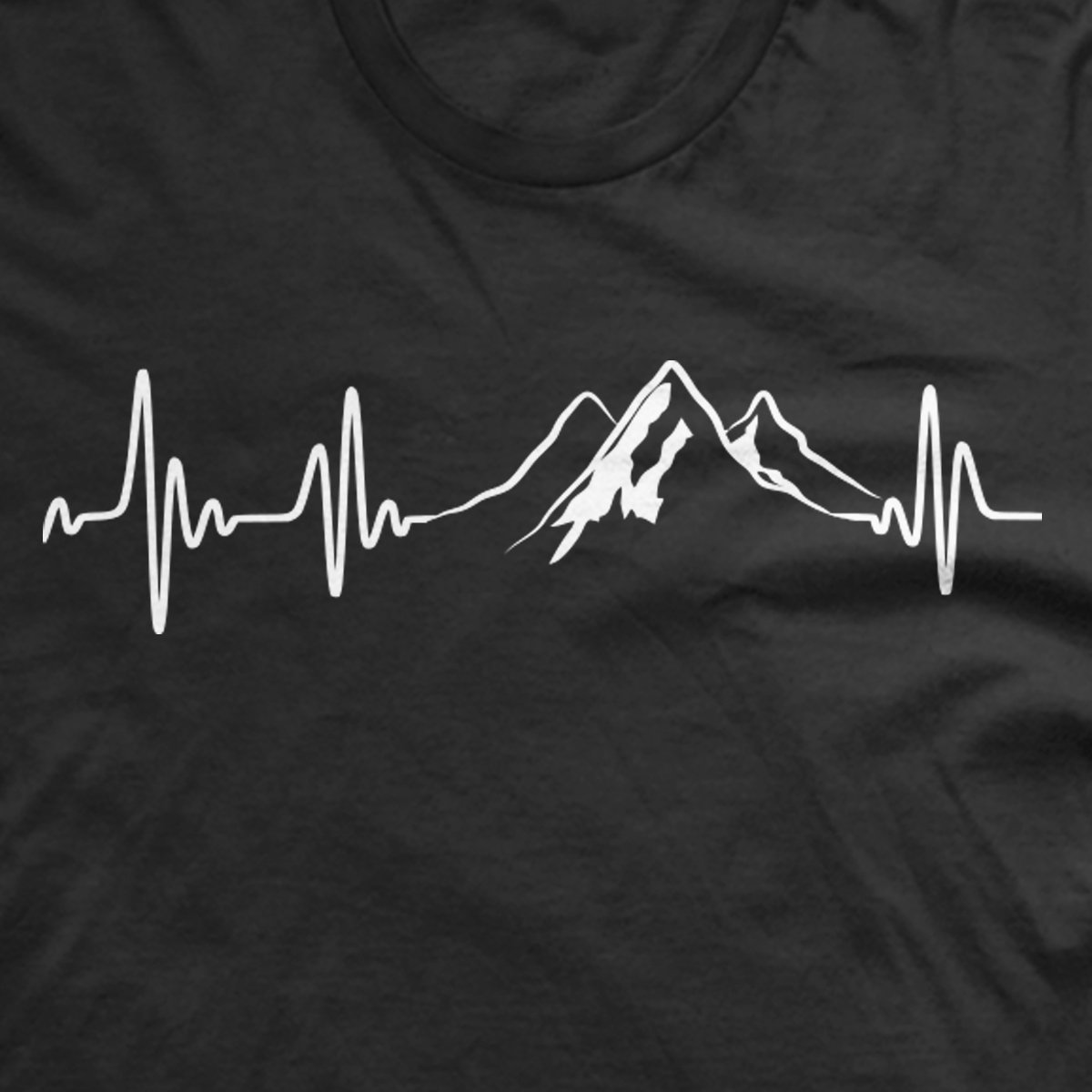 Mountain EKG T-Shirt
