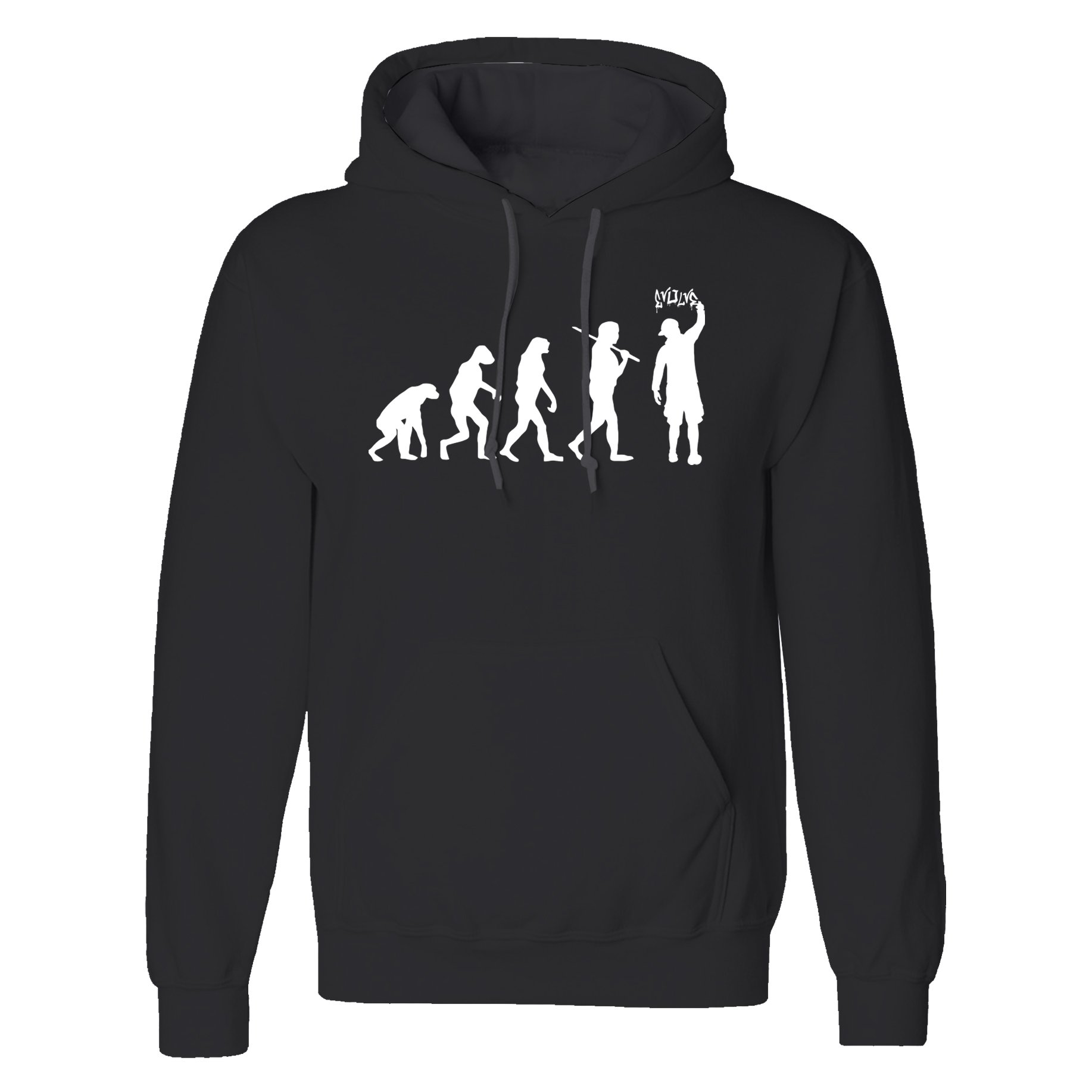 Evolution Graffiti Hood