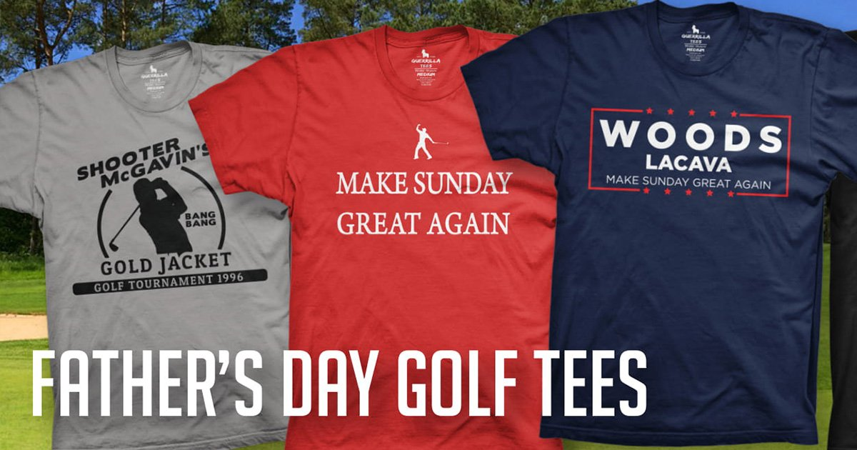 Cool Graphic Tees Make Great Father's Day Gifts