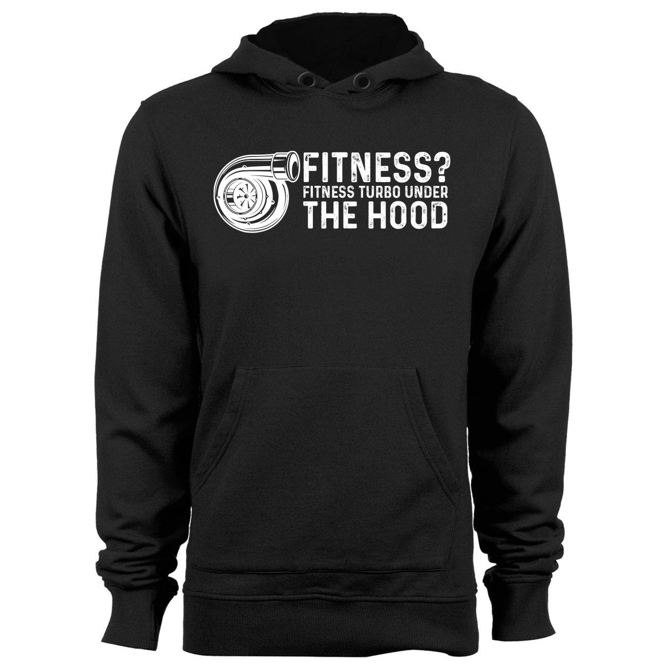 Fitness Turbo Hoodie