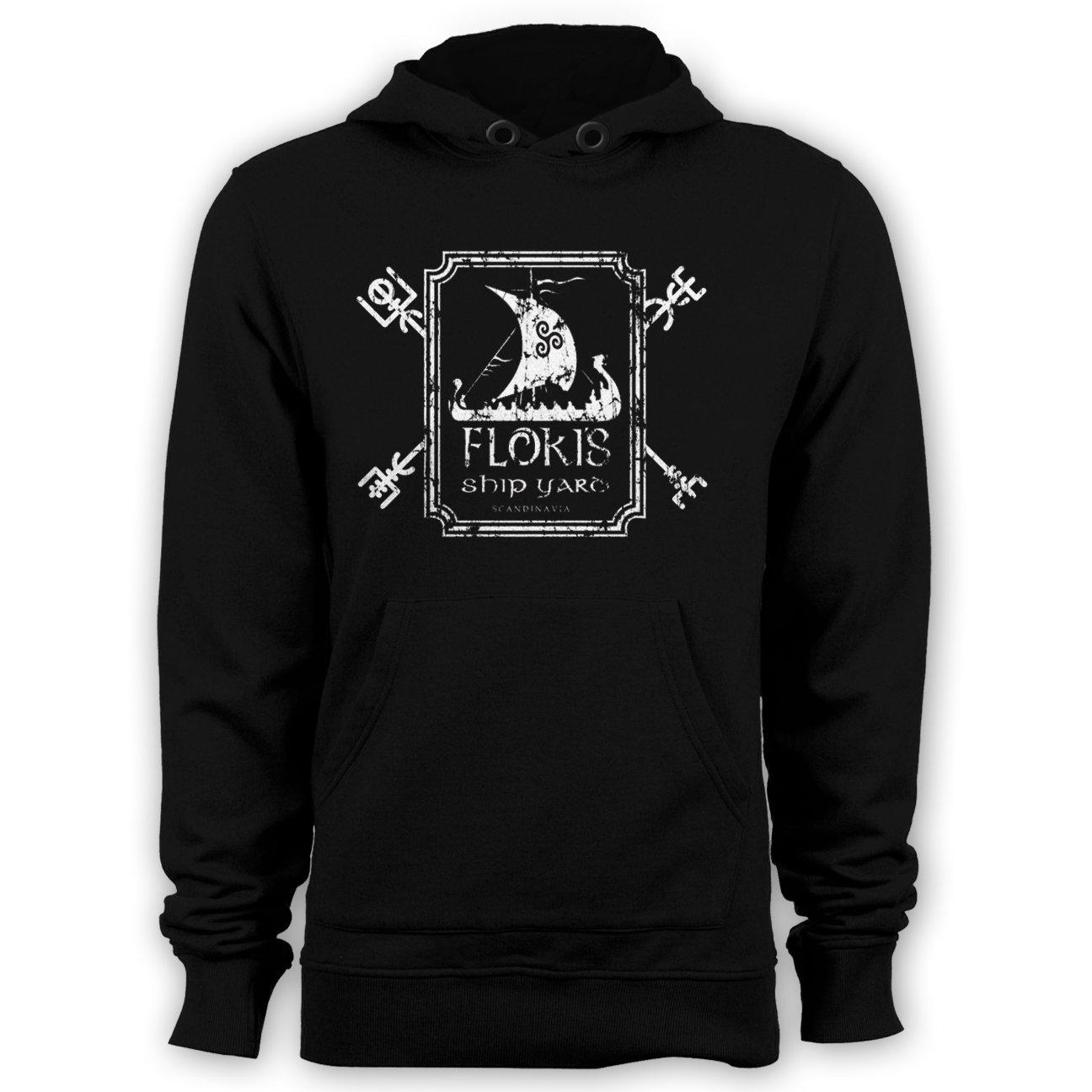 Floki Shipyard Hoodie