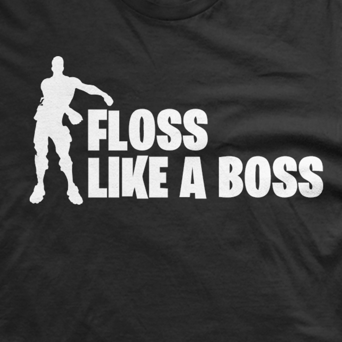 Fortnite Floss Like a Boss Graphic Tee