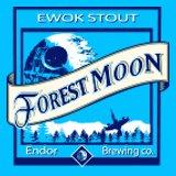 Forest Moon: Ewok Stout shirt