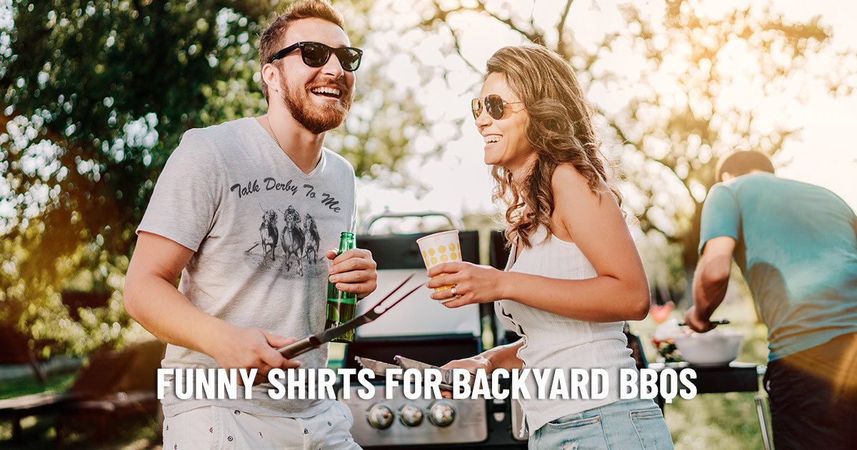 Graphic Shirts Perfect for Those Backyard Summer BBQs