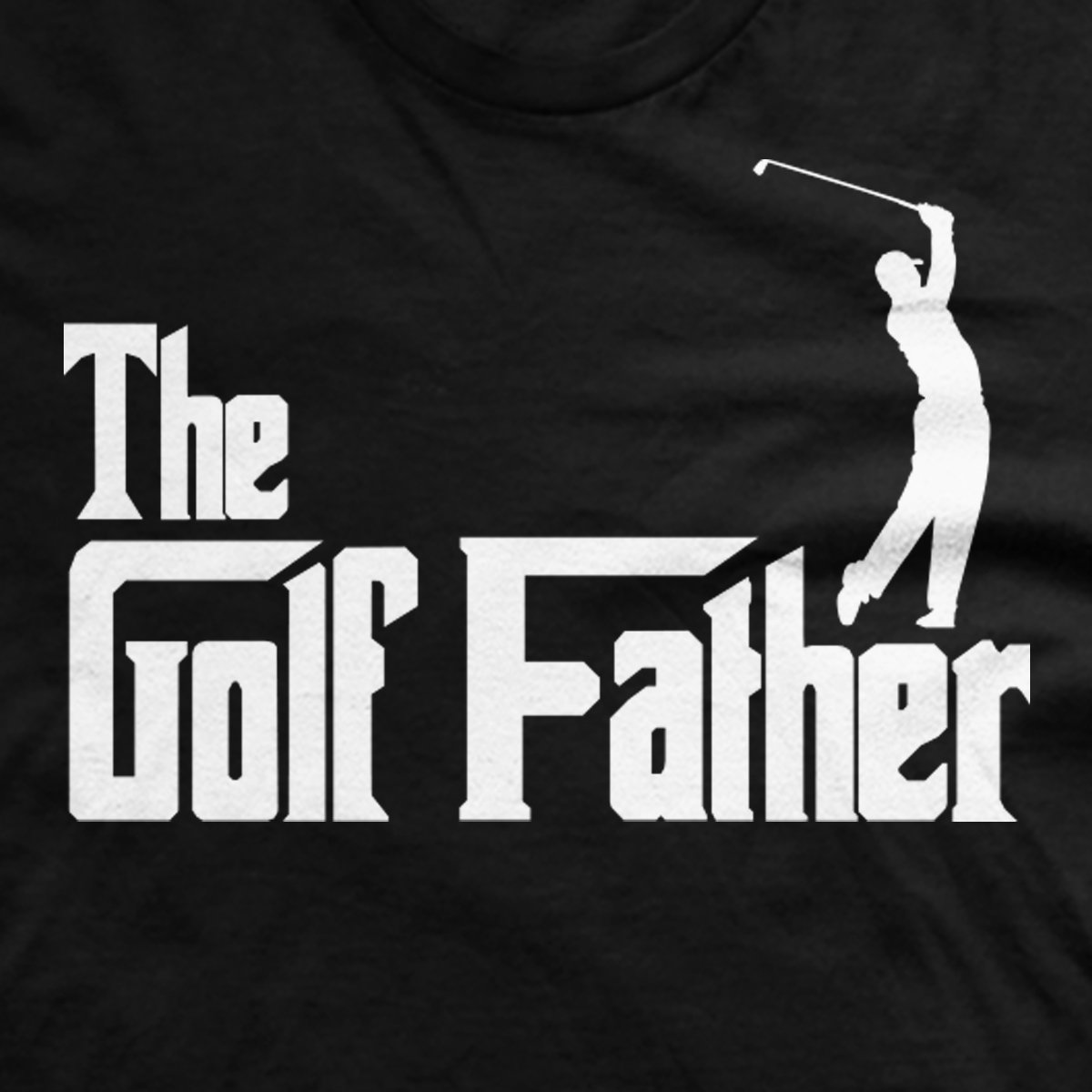 The Golf Father t-shirt