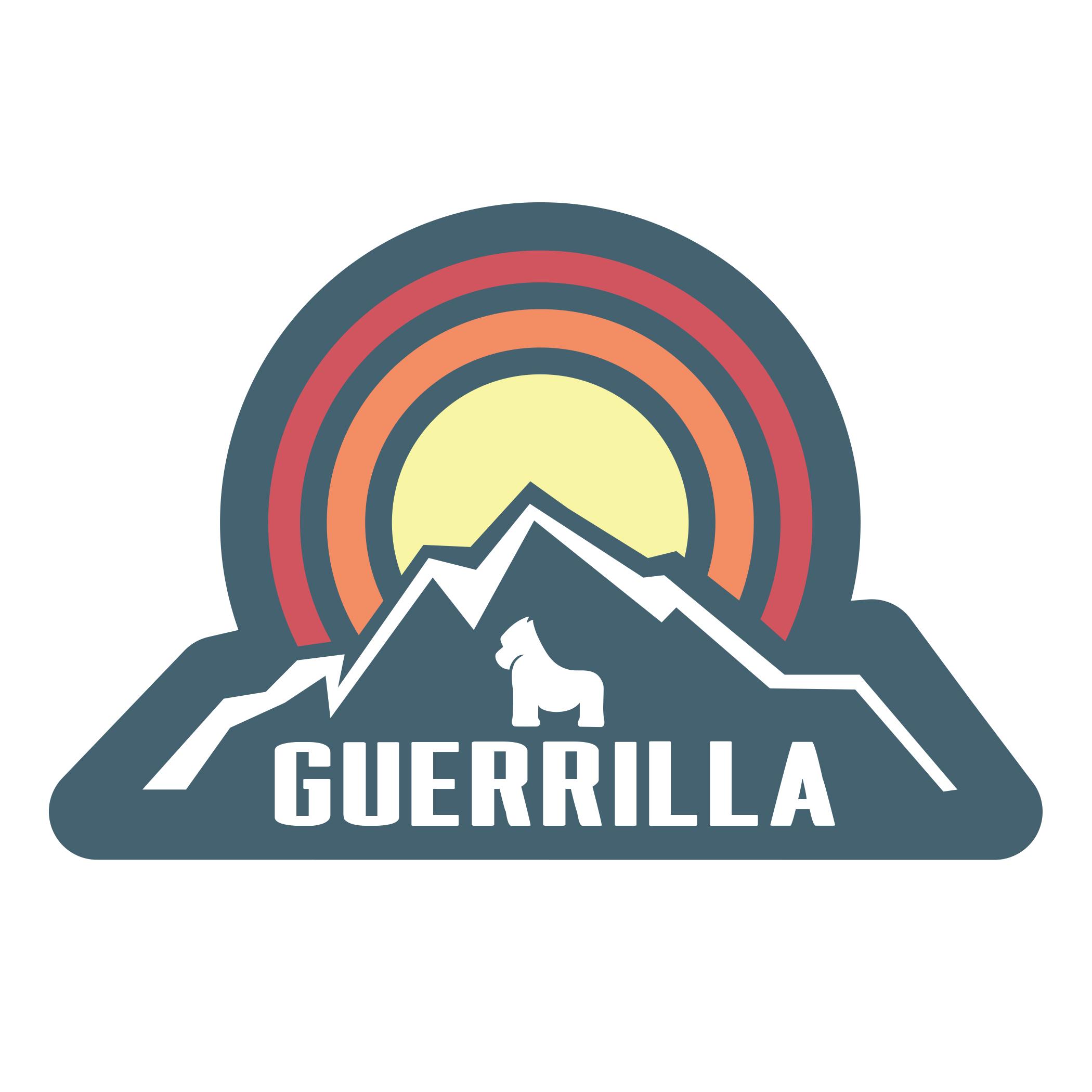 Guerrilla Mountain Sunset