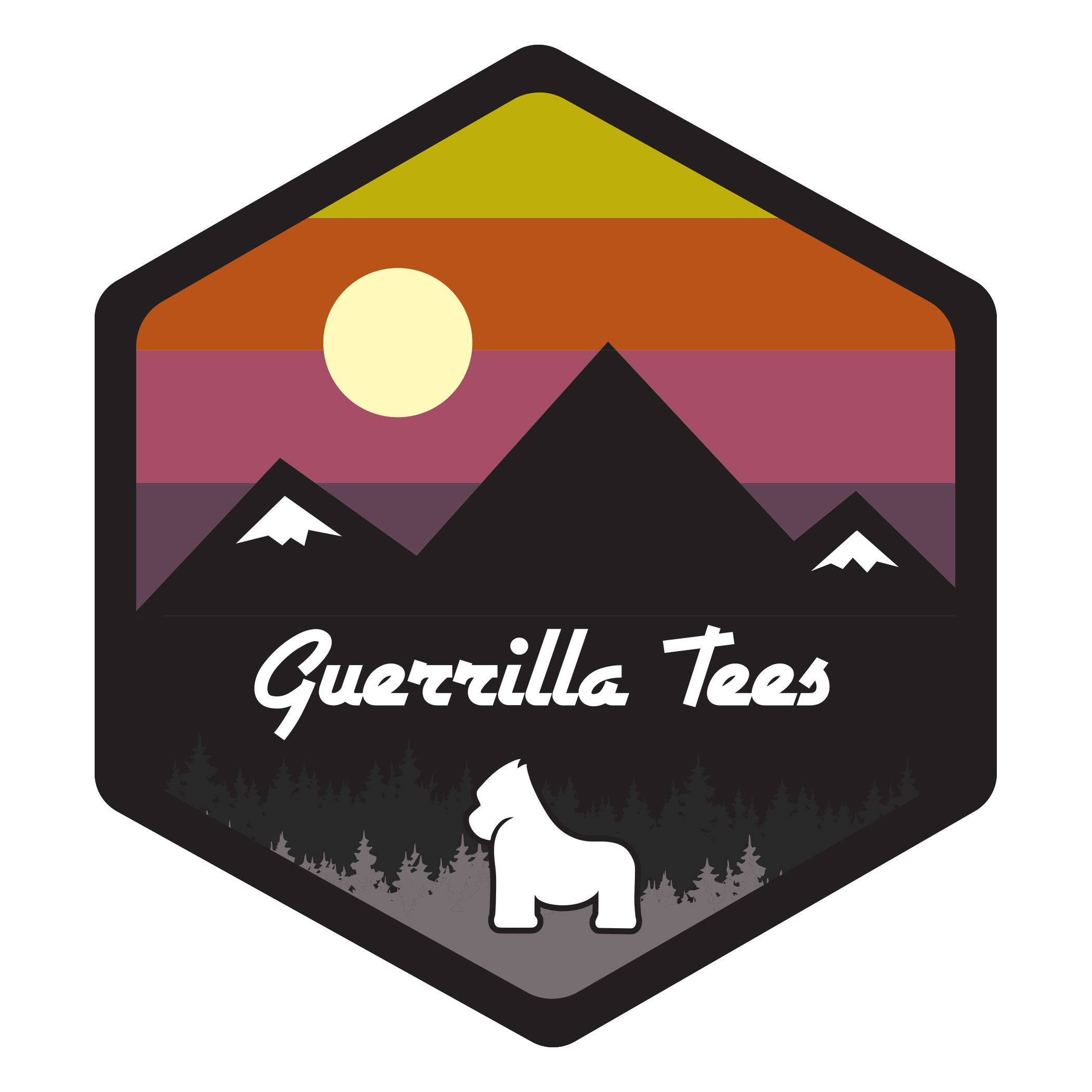Guerrilla Mountain Fade