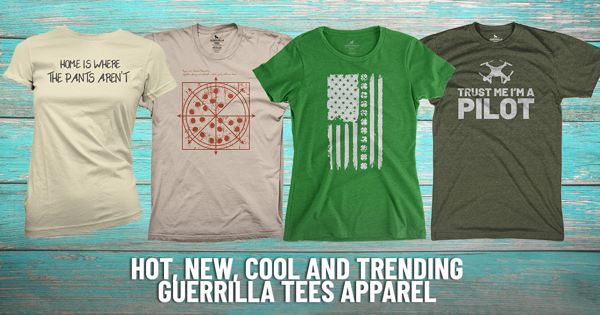 New Products from Today's Most Popular Trending Themes