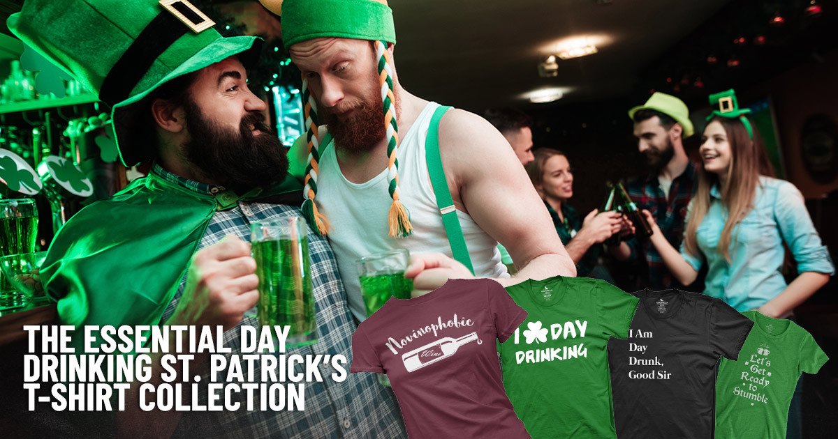 The Essential Day Drinking St Patrick's Day Collection