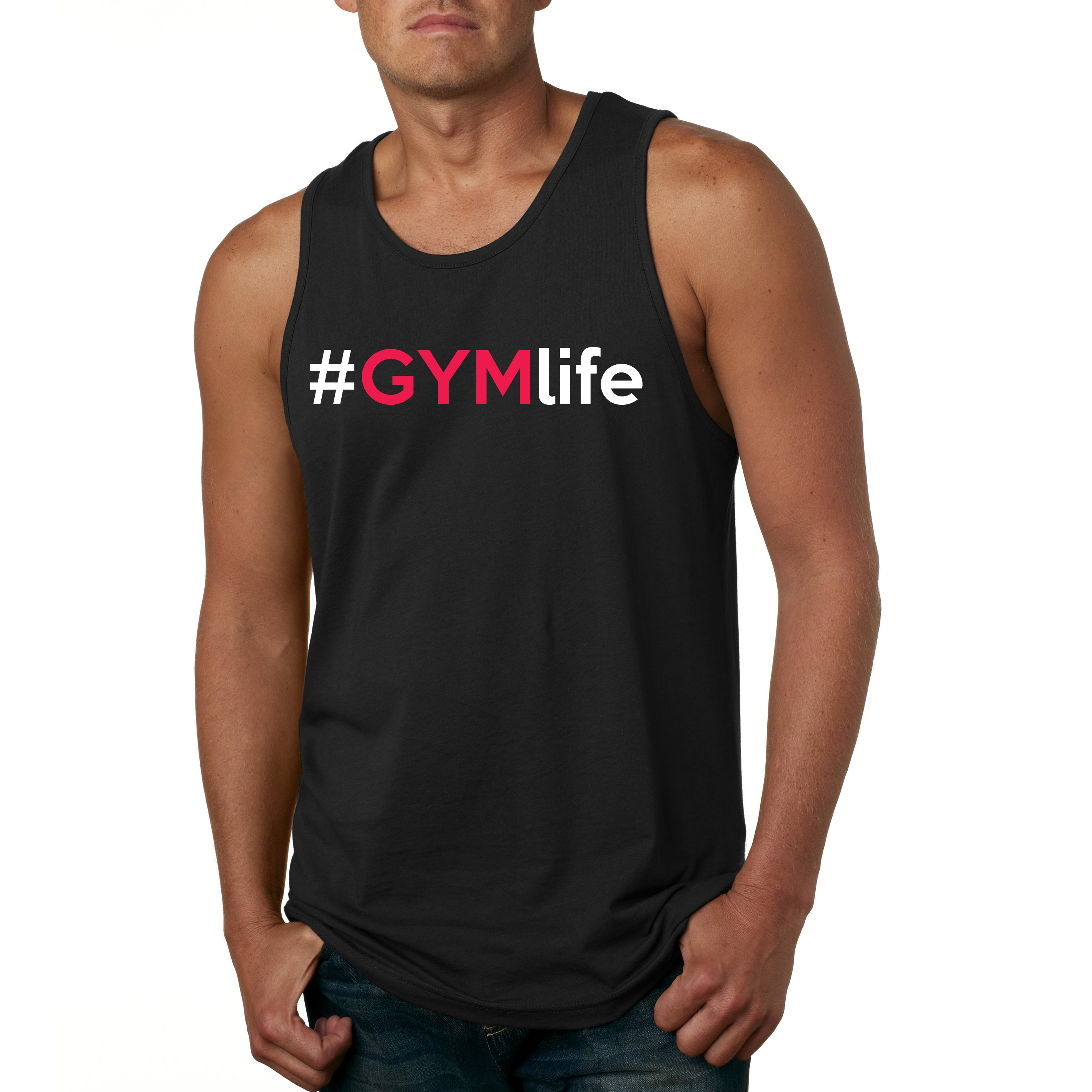 Gym Life Tank Top
