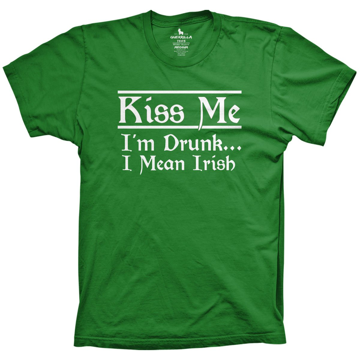 I Mean Irish
