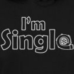 Buy I'm Single Hoodie