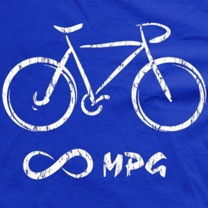 Infinite MPG t-shirt