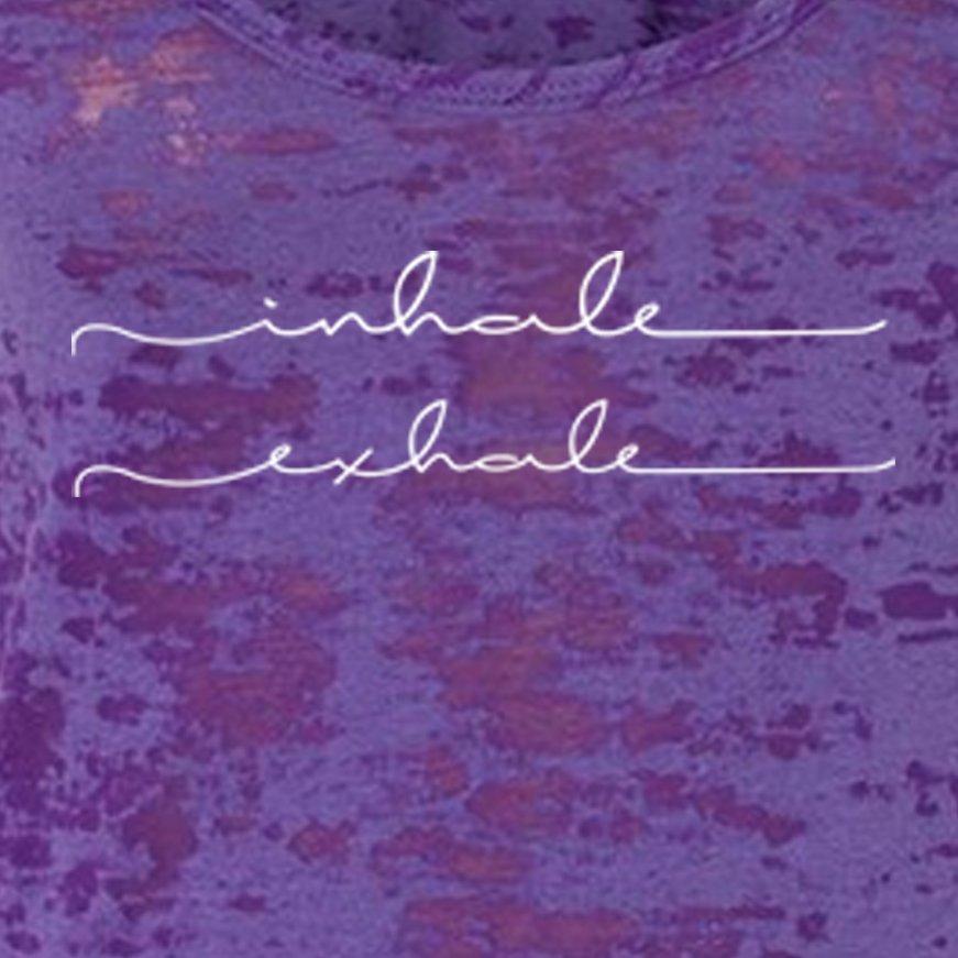 Inhale Exhale Women's Tank Top