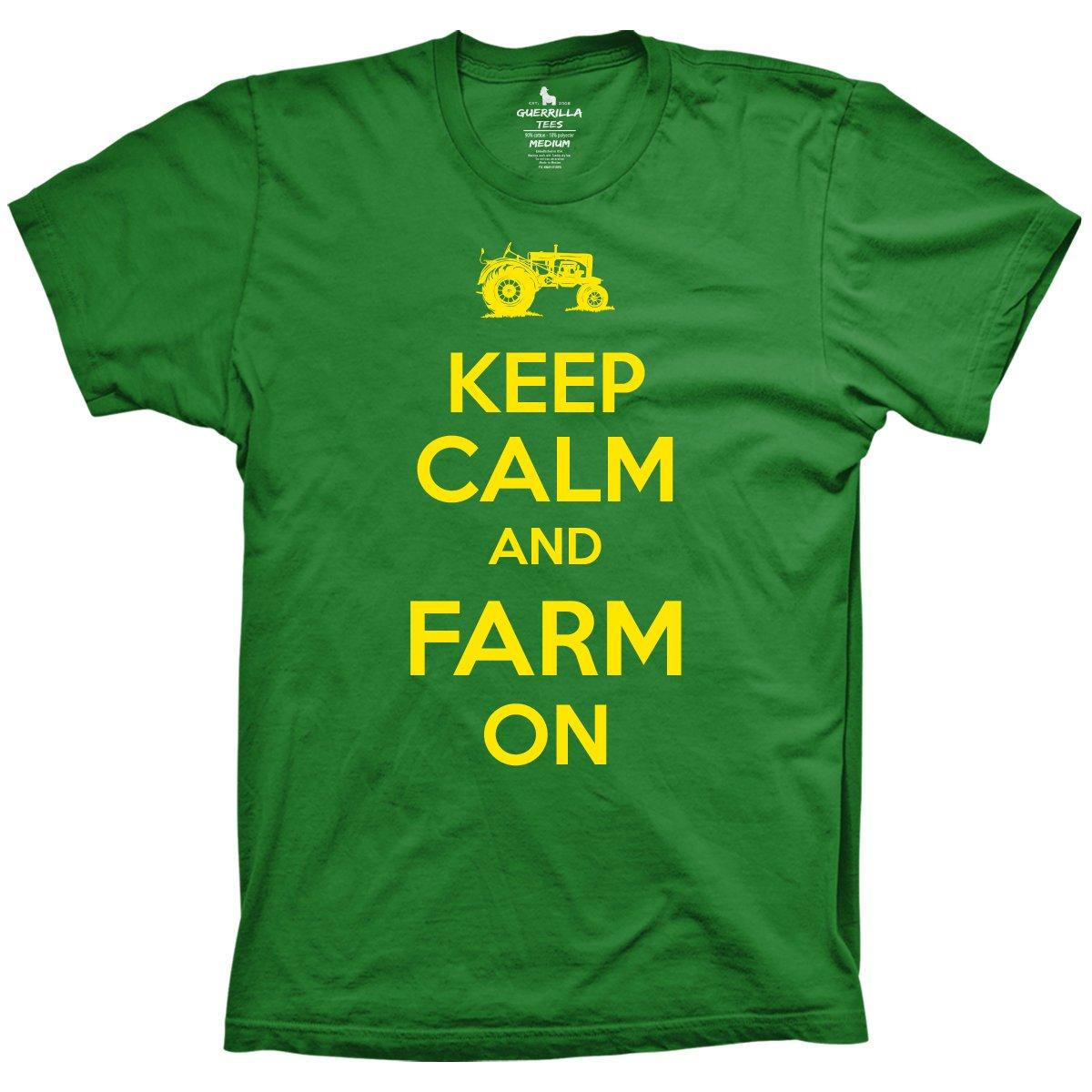 YOuth Keep Calm Farm On